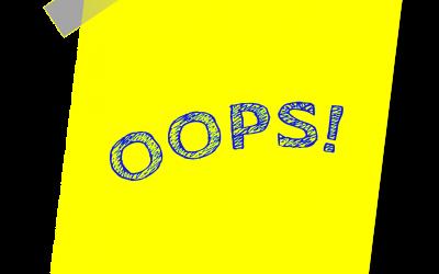 9 veel gemaakte fouten bij het opruimen