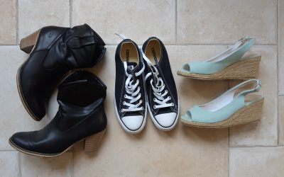 Zo ruim je al je schoenen op